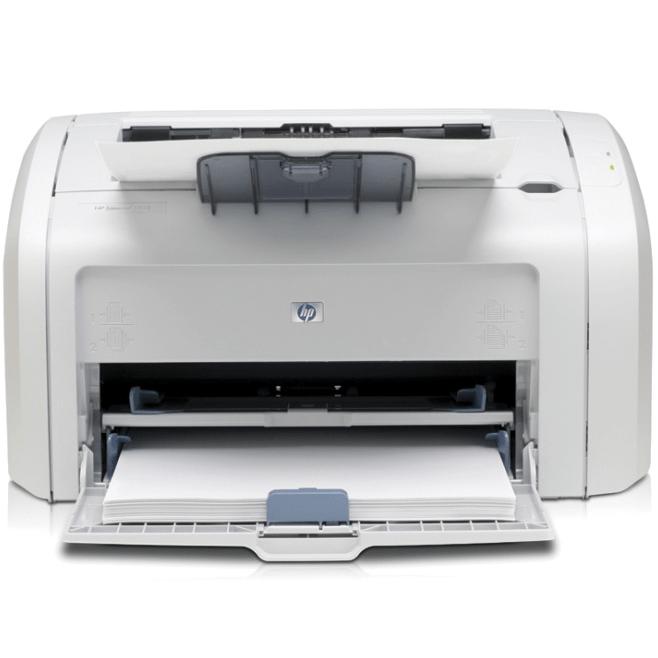 установка принтера hp laserjet 1018
