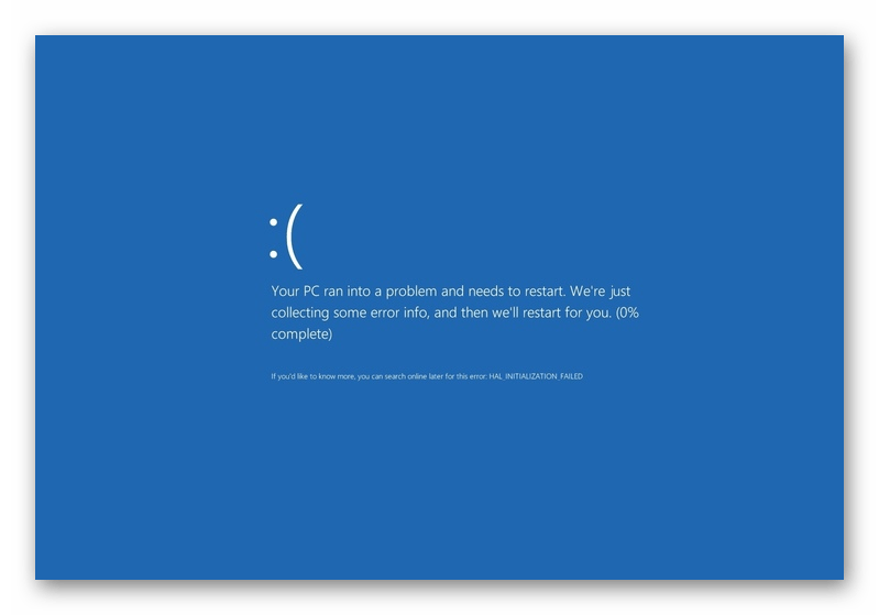 BSOD Windows 10