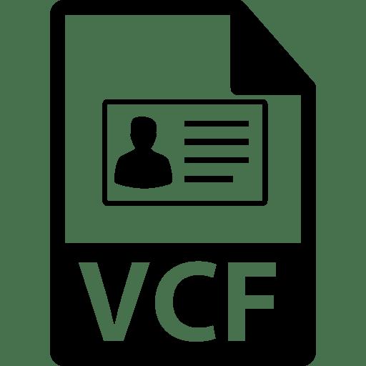 Чем открыть vcf файл