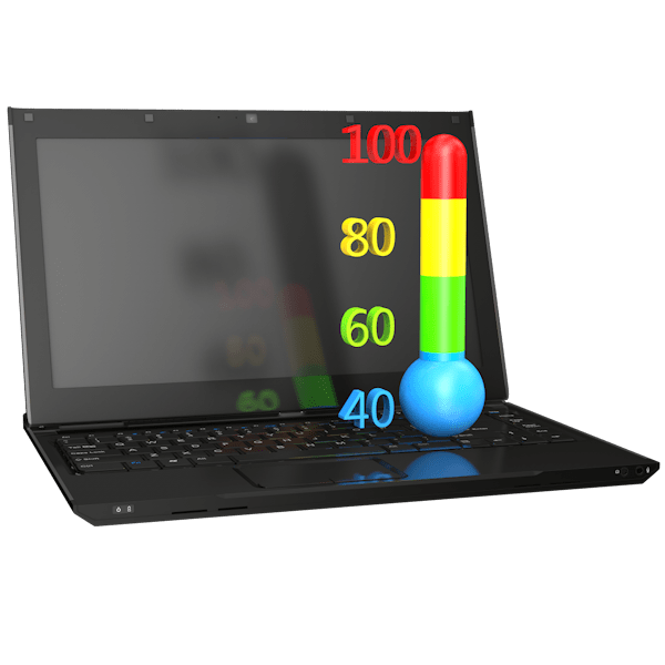 Что делать, если ноутбук перегревается и выключается