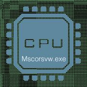 Что делать если процесс Mscorsvw грузит процессор