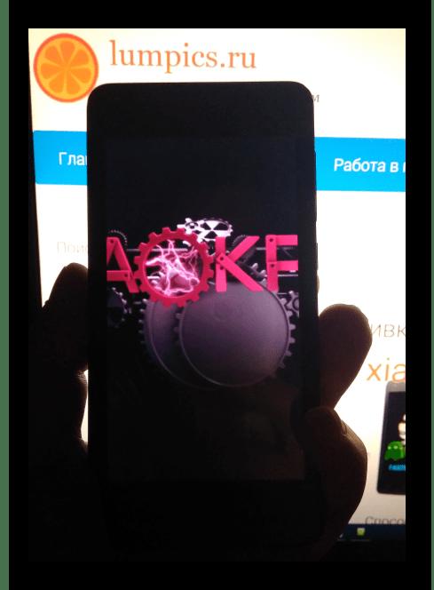 Explay Tornado кастомная прошивка AOKP на базе Android 6.0 запуск после установки