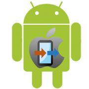 Как перенести информацию с iPhone на Android