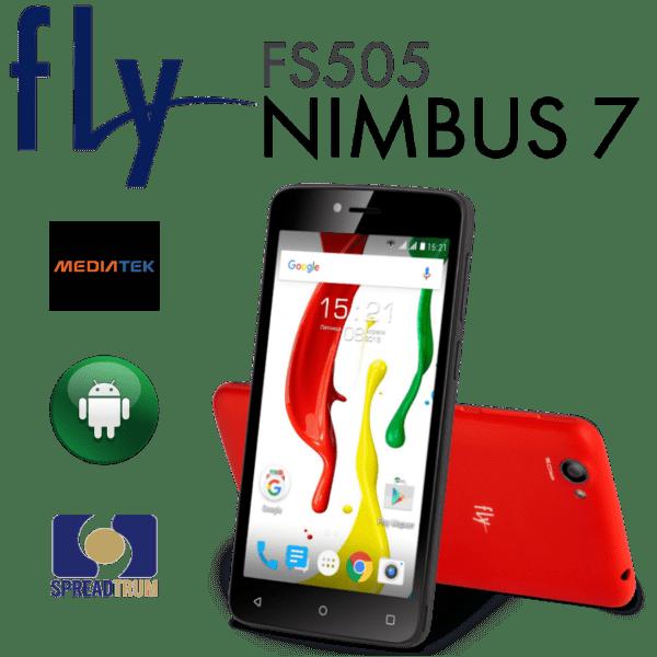 Как прошить Fly FS505