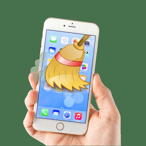 Как удалить приложение с Айфона