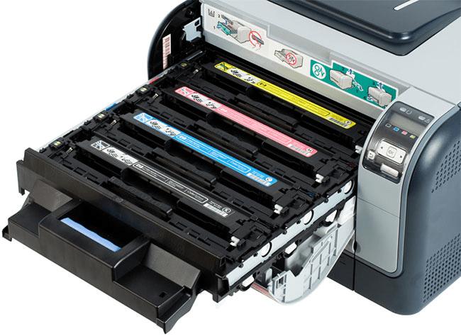 Лазерный принтер, картридж