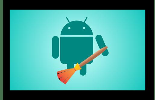 Очистка Android