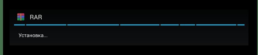 Ожидание завершения установки apk приложения в Nox Player