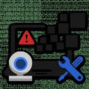 Почему не работает веб-камера на ноутбуке