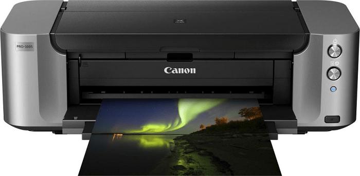 Струйный принтер для дома или офиса