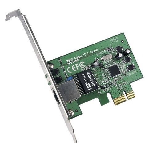 Внешняя сетевая карта PCI-E для компьютера