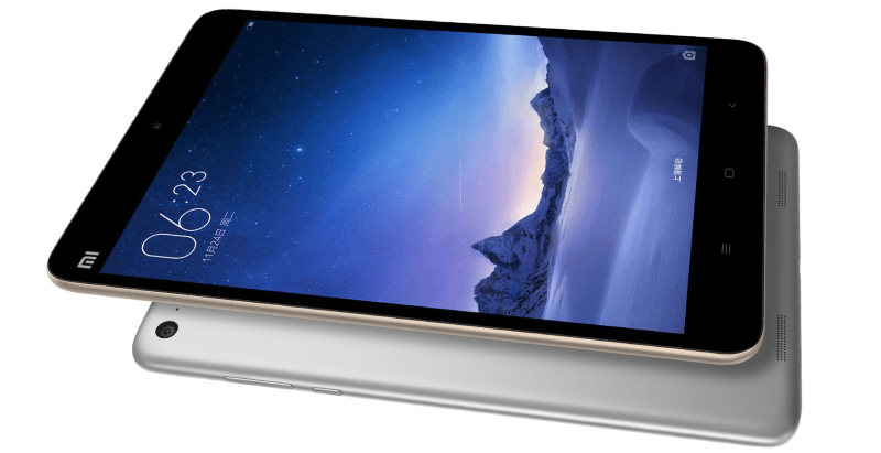 Xiaomi MiPad 2 подготовка планшета к прошивке