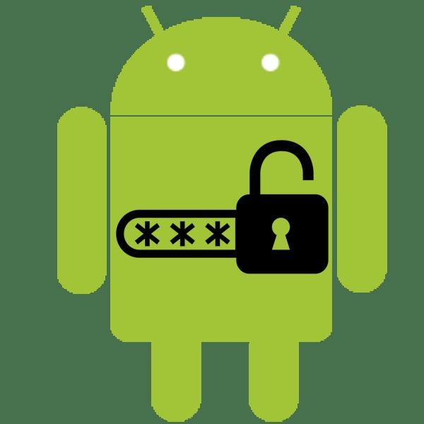 как сбросить пароль на андроид
