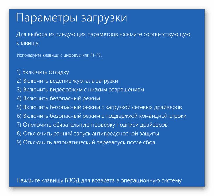 запуск компьютера в безопасном режиме на windows 8