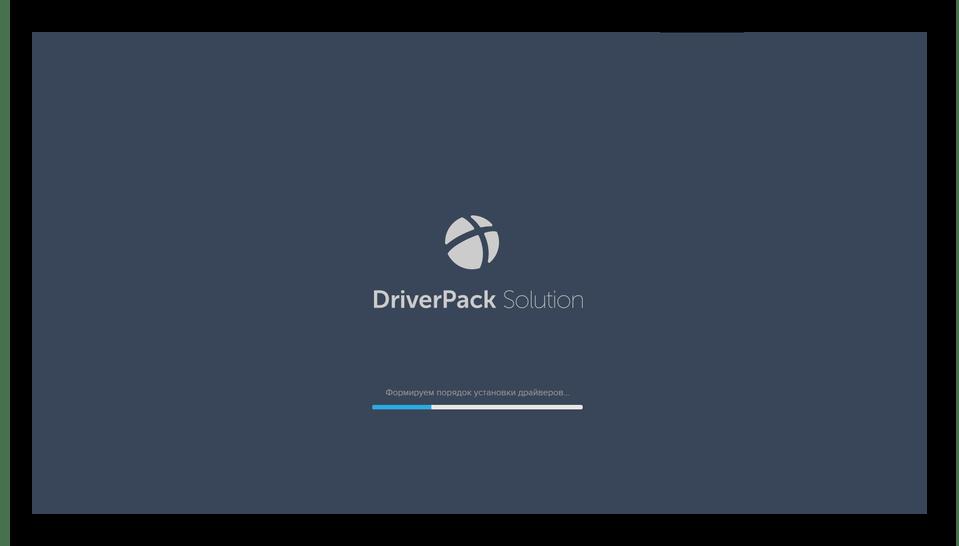 Анализ системы программой DriverPack Solution в Windows 7