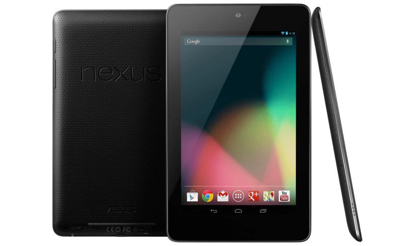 Google Nexus 7 3G 2012 способы устновки прошивок в планшет