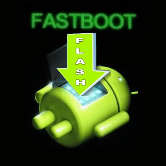Google Nexus 7 3G основной инструмент для прошивки - Fastboot