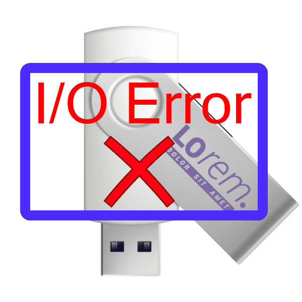 Как исправить ошибку «Запрос не был выполнен из-за ошибки ввода вывода на устройстве» при подключении флешки
