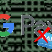 Как отвязать карту в Google Pay
