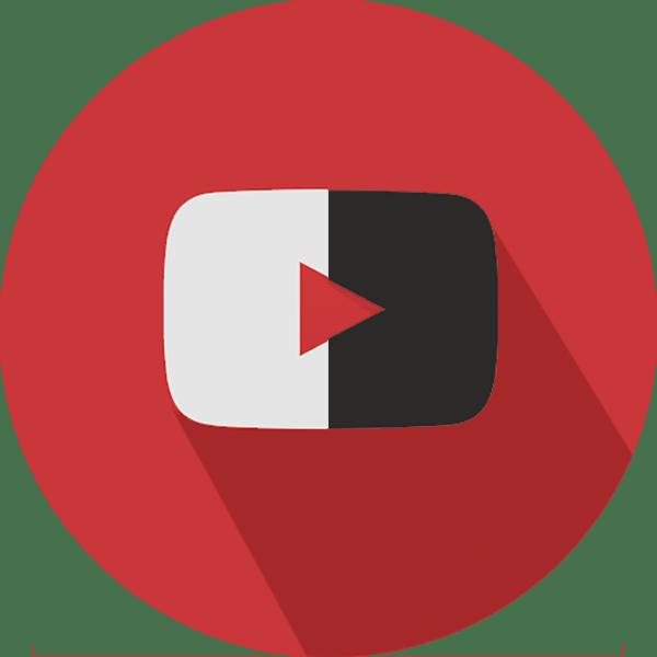 Как сделать темный фон в Youtube