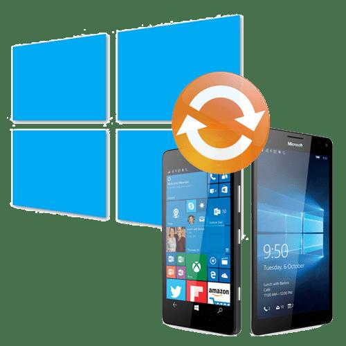 Как установить windows 10 на windows phone