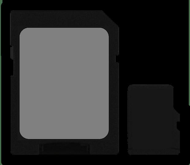 Карта памяти с адаптером SD для видеорегистратора