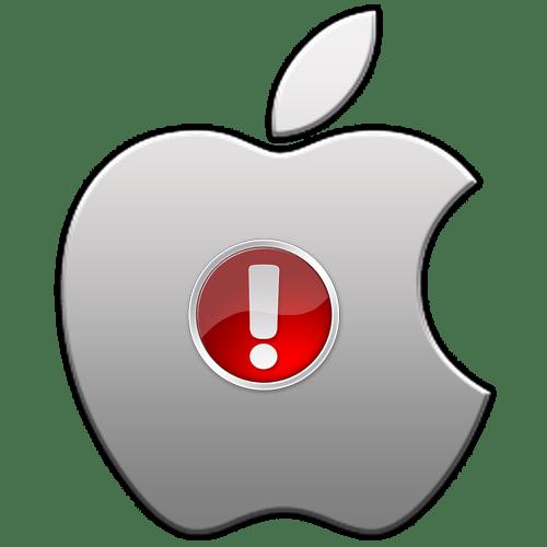 Ошибка «Сбой проверки, не удалось выполнить вход» в apple id