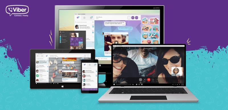 Viber для компьютера с Windows 10 из Магазина Microsoft