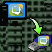 как перекинуть фото с компьютера на флешку