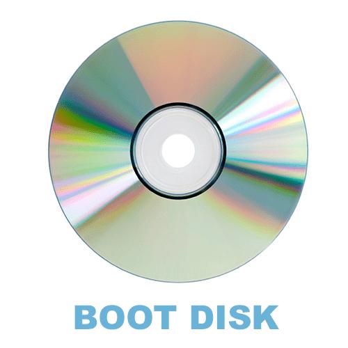 программы для создания загрузочного диска
