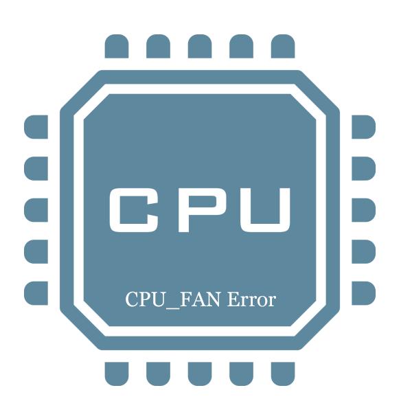 Как исправить ошибку «CPU fan error Press F1» при загрузке