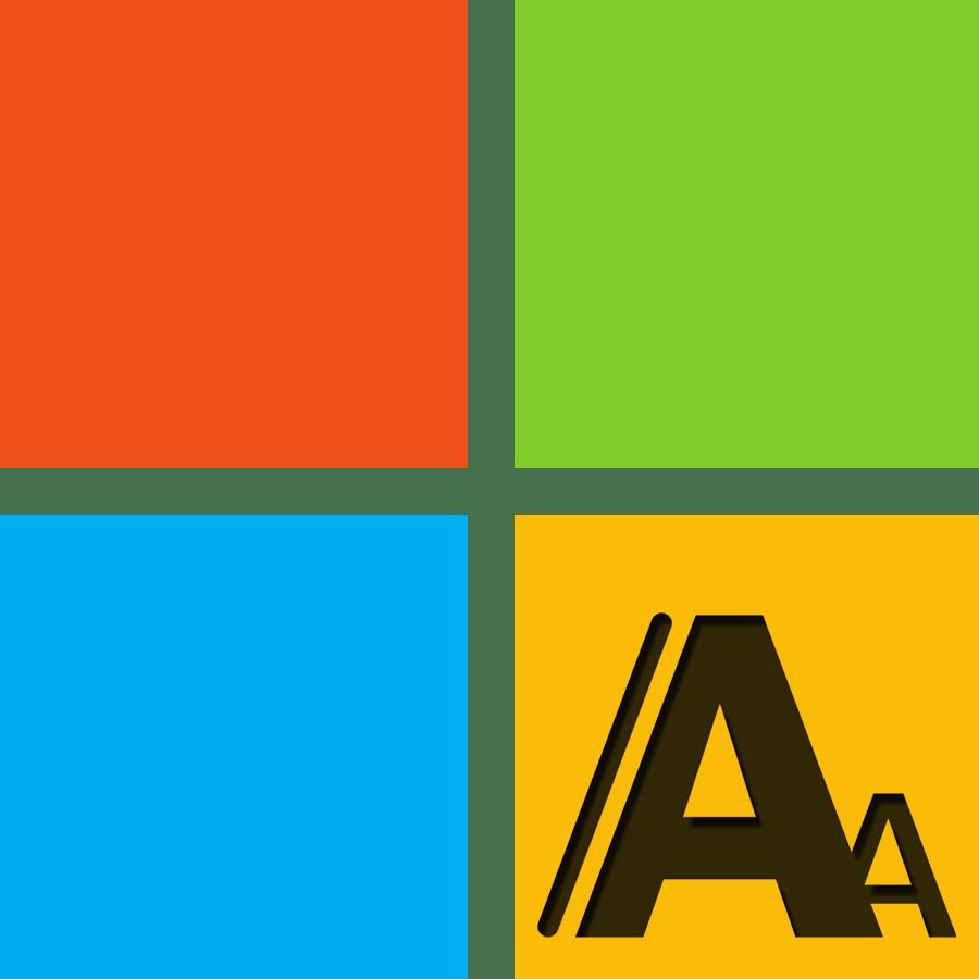 Как изменить шрифт на компьютере