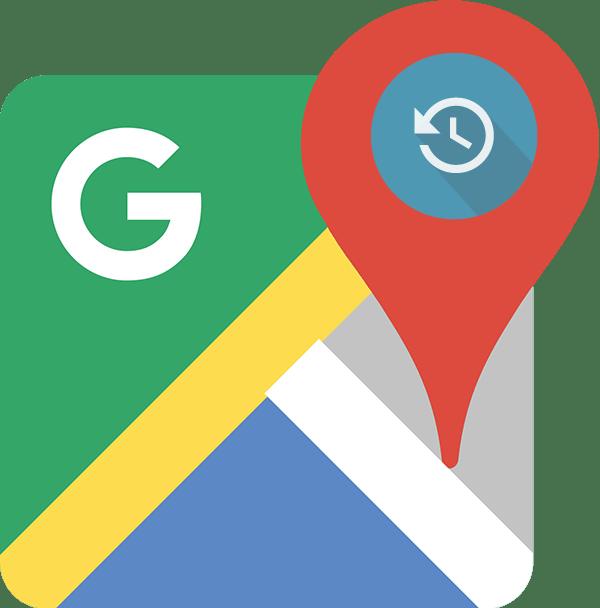 Как посмотреть историю местоположений Гугл