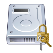 Как поставить пароль на жесткий диск