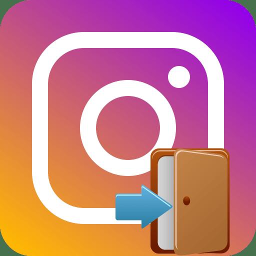 Как выти из Instagram на компьютере