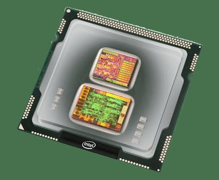 Процессор со встроенным видеоядром