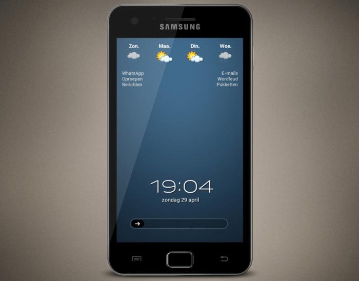 Samsung Galaxy S 2 GT-I9100 кастомные прошивки для смартфона
