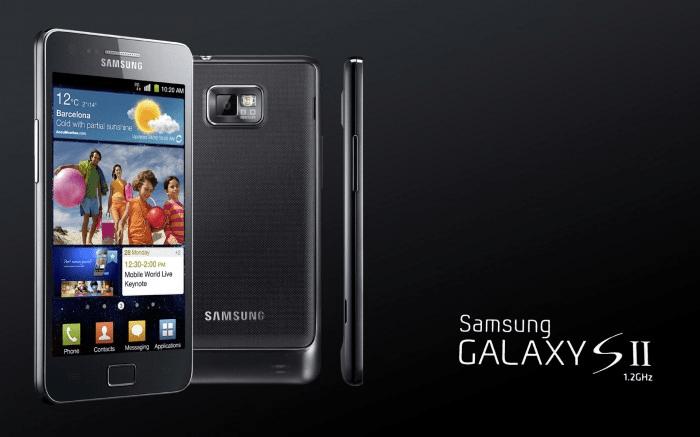 Samsung Galaxy S 2 GT-I9100 последняя версия официальной прошивки - Андроид 4.2.1