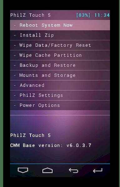 Samsung Galaxy S 2 GT-I9100 скопировать кастом на карту памяти и перезагрузиться в рекавери