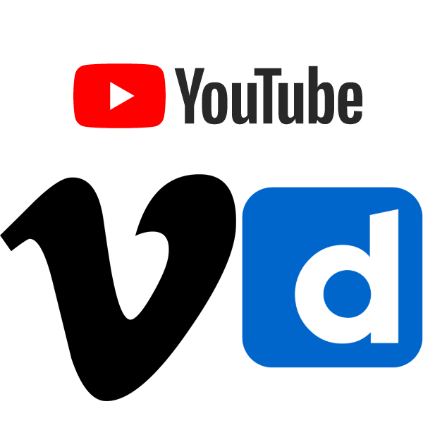 Сайты, похожие на YouTube