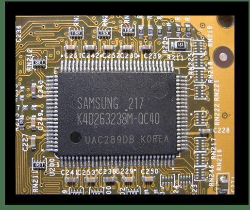 Цифро-аналоговый преобразователь на видеокарте