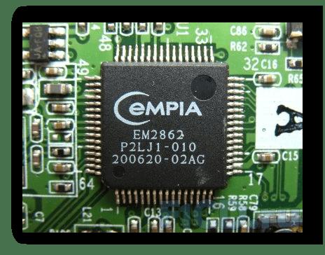 Видеоконтроллер графической карты