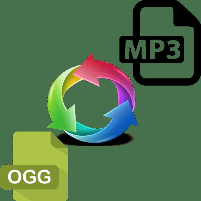 Как конвертировать OGG в MP3