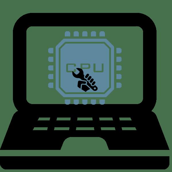 Как поменять процессор на ноутбуке