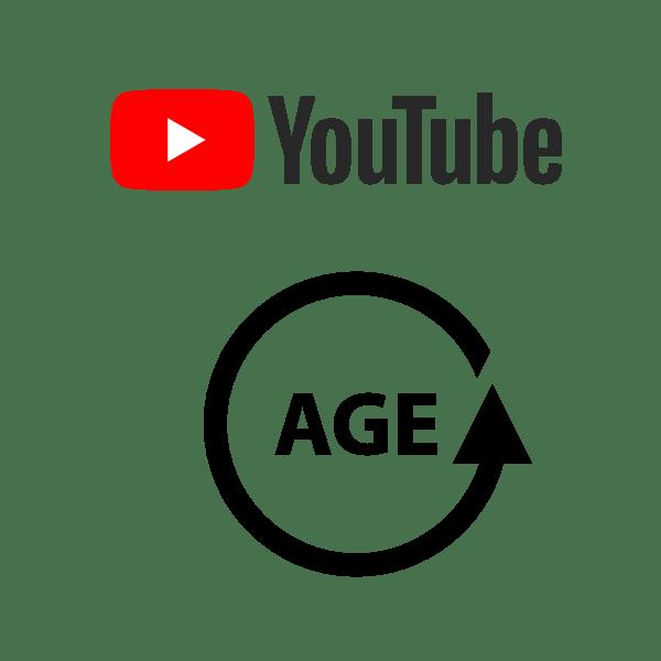 Как поменять возраст в Ютубе