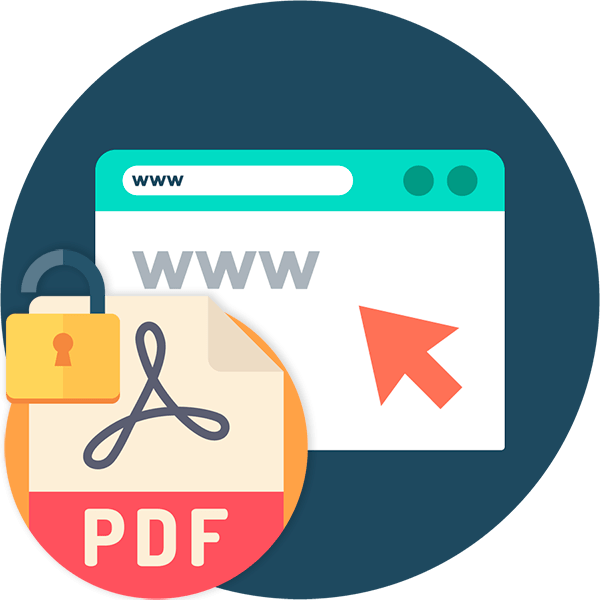 Как снять защиту с PDF файла онлайн