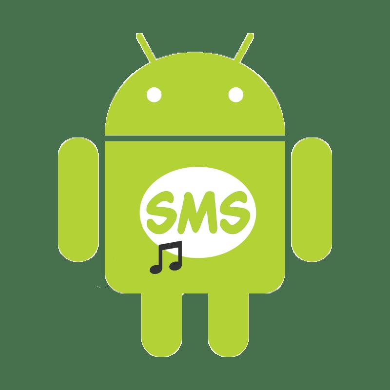 Как установить мелодию на СМС на Андроид