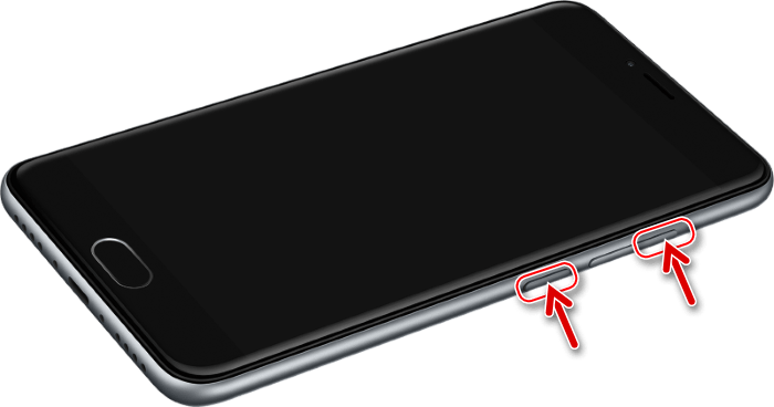 Meizu M3 Mini как попасть в рекавери для прошиви и очистки данных