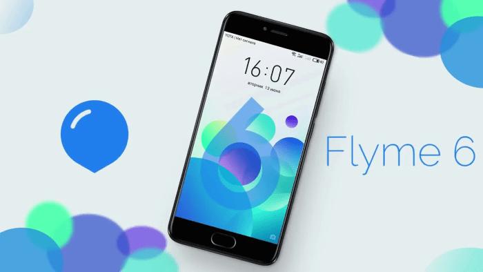 Meizu M3 Mini прошивка FlymeOS 6.3.0.0А с русскоязычным интерфейсом