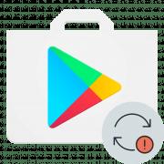 Не обновляются приложения в Play Market